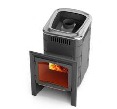 Печь для бани Компакт 2013 Carbon Витра антрацит